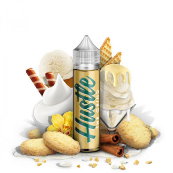 The Grind (100ml) Plus e Liquid by Hustle Juice Co.
