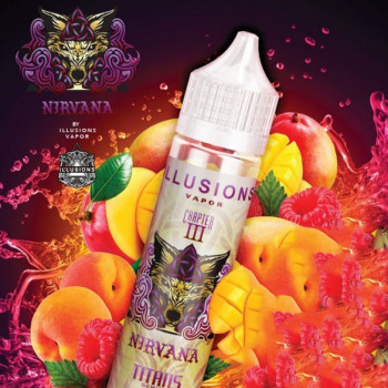 Nirvana (50ml) Plus e Liquid by Illusion Vapor
