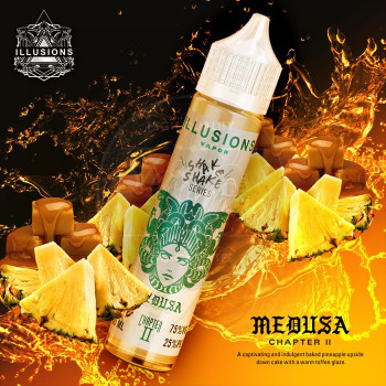 Medusa (50ml) Plus e Liquid by Illusion Vapor