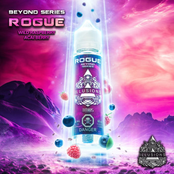 Rogue (50ml) Plus e Liquid by Illusion Vapor