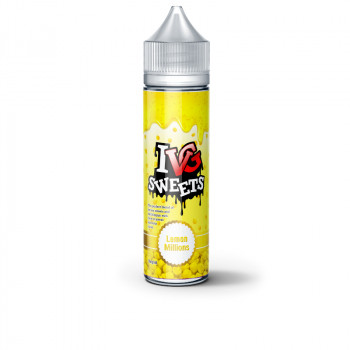 Lemon (50ml) Plus e Liquid by I VG Sweets