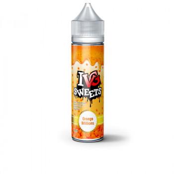 Orange Millions (50ml) Plus e Liquid by I VG Sweets
