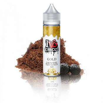 Gold (50ml) Plus e Liquid by I VG Tobacco