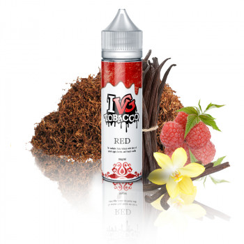 Red (50ml) Plus e Liquid by I VG Tobacco
