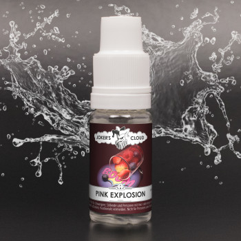 Jokers Cloud Pink Explosion Liquid