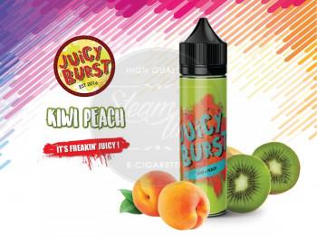 Kiwi Peach (50ml) Plus e Liquid by Juicy Burst