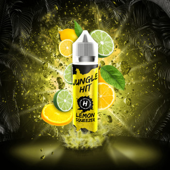Lemon Squeezer 12ml Longfill Aroma by Jungle Hit