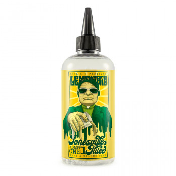 Lemonaid Jonesville Juice 200ml Shortfill Liquid by Joe's Juice