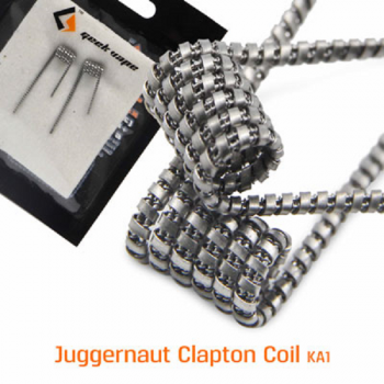 Geekvape Juggernaut Coil (KA1) Fertigwickelung (2er Pack)
