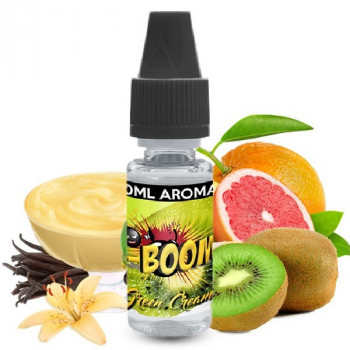K-Boom Premium Aroma 10ml / Green Cream