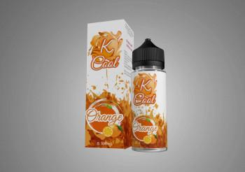 Orange 100ml e Liquid by K-Cool