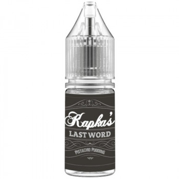 Last Word 10ml Aroma by Kapka's Flava