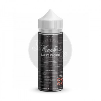 Last Word (50ml) Plus e Liquid by Kapka's Flava