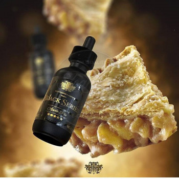 Apple Pie (50ml) Plus e Liquid by Kilo Black Series