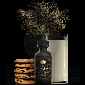Milk & Cookies (50ml) Plus e Liquid by Kilo Black Series