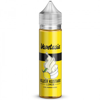 Killer Kustard Lemon 15ml Bottlefill Aroma by Vapetasia