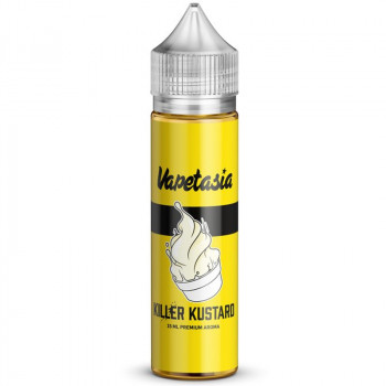 Killer Kustard (15ml) Bottlefill Aroma by Vapetasia
