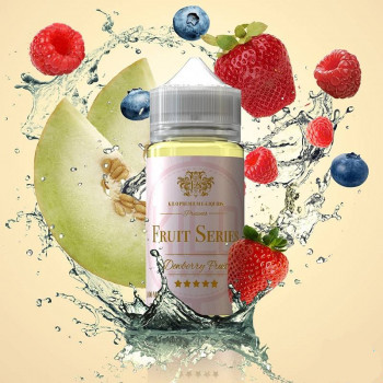 Dewberry Fruit (100ml) Plus by Kilo Fruit Series