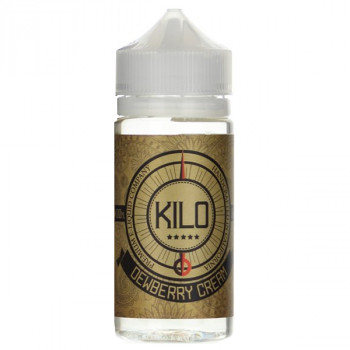 Dewberry Cream 100ml Shortfill Liquid by Kilo Moo Serie