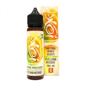 Yuzu Lemon Meringue (50ml) Plus e Liquid by KOI Element