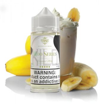 Banana Milk 100ml Shortfill Liquid by Kilo Moo Serie