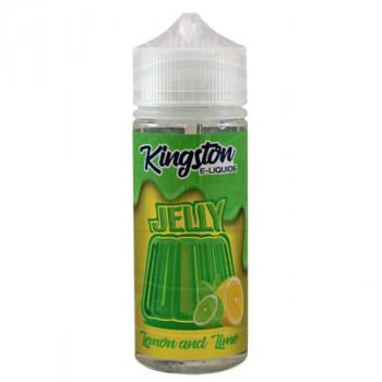 Lemon & Lime 100ml Shortfill Liquid by Kingston Jelly