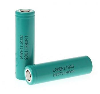 LG ICR18650E1 - 3200mAh 3,7V Lithium Akku