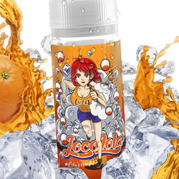 Lolas Crush (100ml) Plus e Liquid by Loco Lola