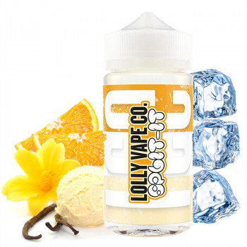 Split It ICE (80ml) Plus e Liquid Lolly Vape