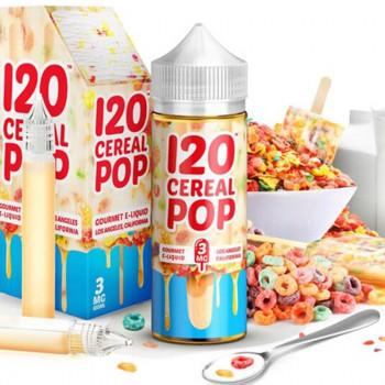 120 Cereal Pop (100ml) e Liquid Plus by Mad Hatter Juice