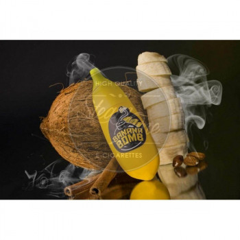 Banana Bomb (42ml) Plus by Magnes e Liquid