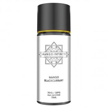 Mango Blackcurrant (70ml) Plus e Liquid by Mango Infinite