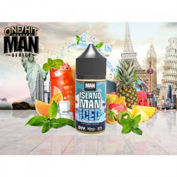 Island Man ICE 30ml Aroma by One Hit Wonder