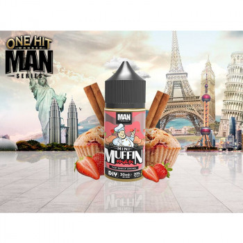 The Mini Muffin Man 30ml Aroma by One Hit Wonder