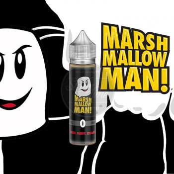Marshmallow Man 1 Plus 50ml e Liquid by Marina Vapes