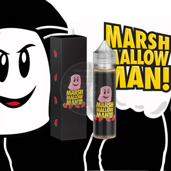 Marshmallow Man 3 Plus 50ml e Liquid by Marina Vapes
