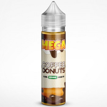 Coffee Donuts MEGA 18ml Bottlefill Aroma by Verdict Vapors