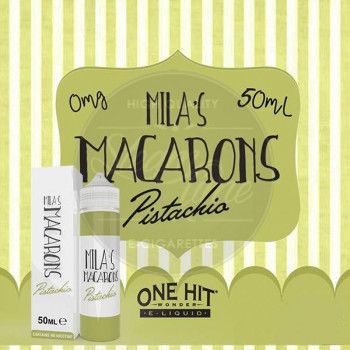 Pistachio (50ml) Plus e Liquid by Mila's Macarons
