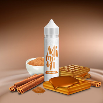 Waffelheld 15ml Bottlefill Aroma by MimiMi Juice