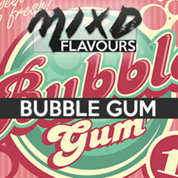 MIXD Flavours Aroma 10ml / Bubble Gum