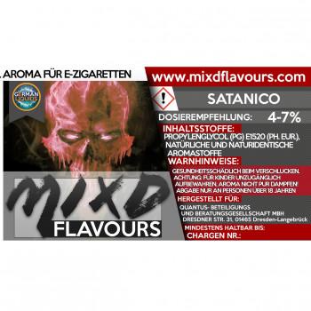 MIXD Flavours Aroma 10ml / Satanico