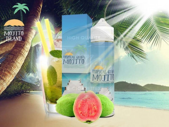 Tropical Guava Mojito (50ml) Plus e Liquid by One Hit Wonder