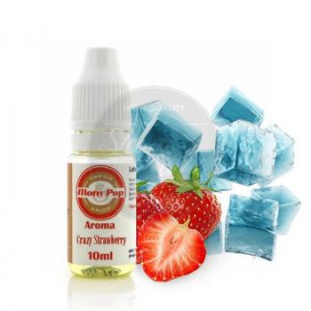 Crazy Strawberry 10ml Aroma by Mom & Pop