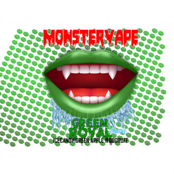 Green Royal 13ml Aroma by MonsterVape