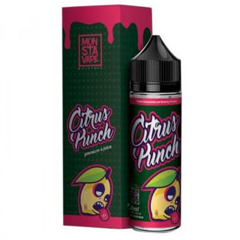 Citrus Punch (50ml) Plus e Liquid by Monsta Vape