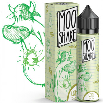Matcha (50ml) Plus e Liquid by Moo Shake