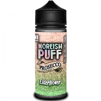 Elderflower Prosecco (100ml) Plus e Liquid by Moreish Puff