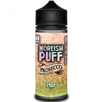 Pear Prosecco (100ml) Plus e Liquid by Moreish Puff