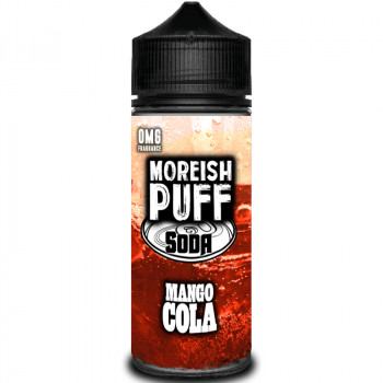 Soda Mango Cola (100ml) Plus e Liquid by Moreish Puff