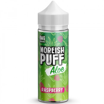 Raspberry Aloe 100ml Shortfill Liquids by Moreish Puff
